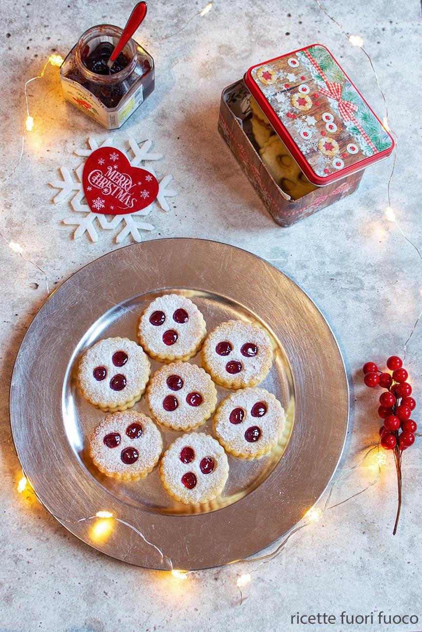 linzer-augen-linzer cookie