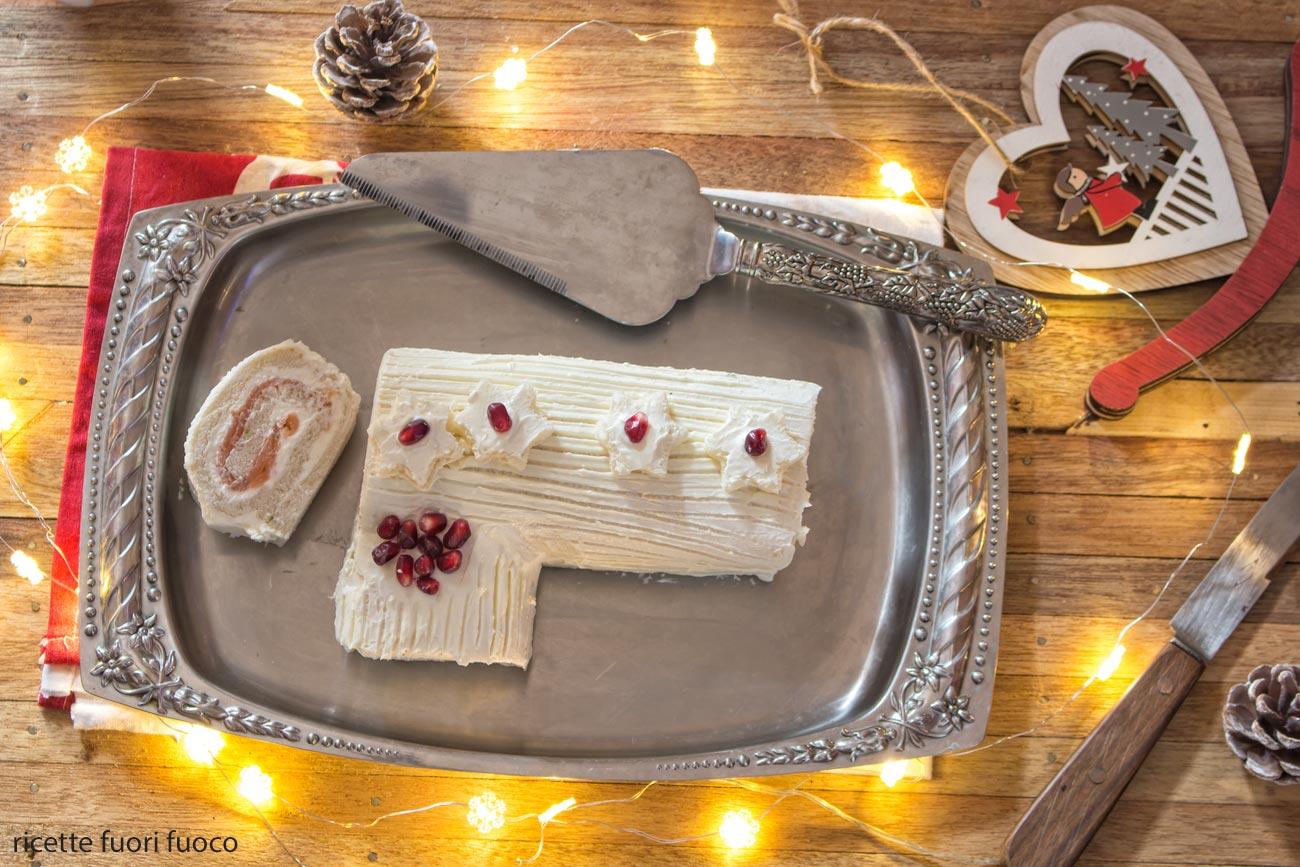 Ricetta Tronchetto Di Natale Salato.Tronchetto Di Natale Salato Ricette Fuori Fuoco