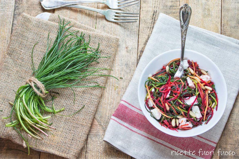 insalata-agretti-carote-barbabietola